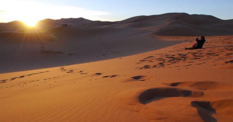The Sahara Solar Farm
